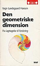 Den geometriske dimension : fra iagttagelse…
