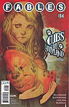Fables #114 by Bill Willingham
