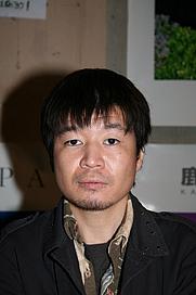 Author photo. Yoshitoshi ABe. Photo by Georges Seguin.