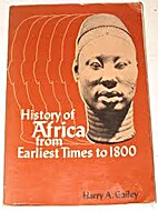 History of Africa from 1800 to Present by…