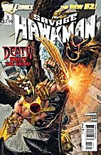 The Savage Hawkman #3 by Tony S. Daniel