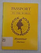 MYANMAR(BURMA) by WM.CAREY INT'L.UNIV.