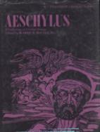 Aeschylus: A Collection of Critical Essays…
