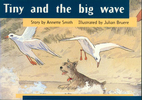 Tiny and the Big Wave by Annette Smith