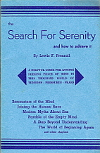 The Search for Serenity and How to Achieve…