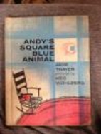 Andy's Square Blue Animal by Jane Thayer