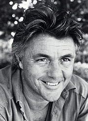 Author photo. John Irving. UH Photographs Collection.