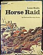 Lone Bull's Horse Raid by Paul Goble