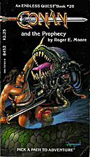 Conan & the Prophecy (Endless Quest Books)…