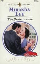The Bride in Blue by Miranda Lee