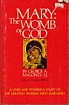Mary the Womb of God a Vivid & Powerful…