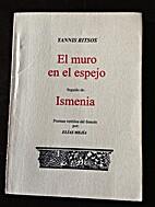 El Muro en el Espejo by Yannis Ritsos