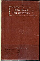 New Ways for Oysters by Sarah Tyson Rorer