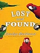 Lost and Found (Jellybean Books(R)) by…