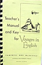 Voyages in English, 6th Year, TEACHER'S…