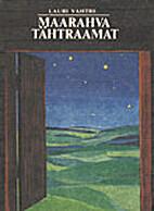 Maarahva tähtraamat by Lauri Vahtre