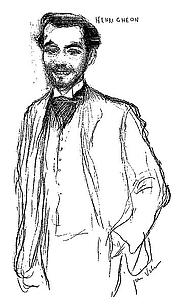 Author photo. Jean Veber (1868-1928)