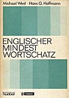 Englischer Mindestwortschatz by Michael West