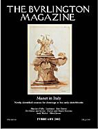 The Burlington Magazine February 2002 by…
