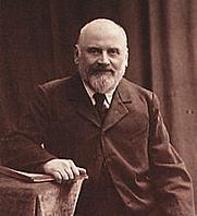 Author photo. Mily Alexeyevich Balakirev