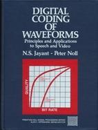 Digital Coding of Waveforms: Principles and…