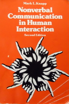 Nonverbal Communication in Human Interaction…
