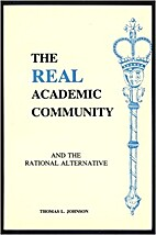 The Real Academic Community and the Rational…