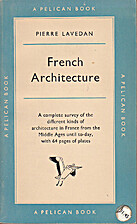 French Architecture by Pierre Lavedan