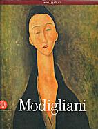 Amedeo Modigliani -L'Angelo dal volto severo