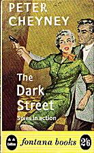 The Dark Street by Peter Cheyney
