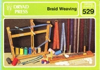 Braid Weaving (Dryad leaflet) by Margery…