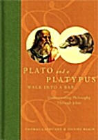 Plato and a platypus walk into a bar. . . :…