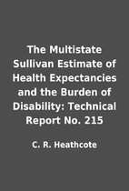 The Multistate Sullivan Estimate of Health…
