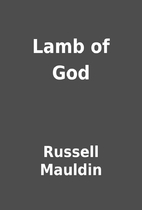 Lamb of God by Russell Mauldin