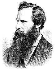 Author photo. William Crookes, 1876. Wikimedia Commons.