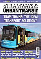 Tramways & Urban Transit, vol. 68, n°816 by…