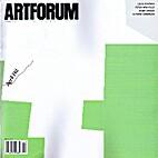 Artforum November 2014 by Michelle Kuo
