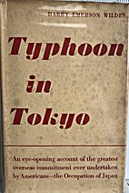 Typhoon in Tokyo; the occupation and its…