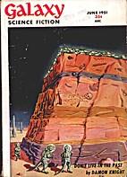 Galaxy Science Fiction 1951 June, Vol. 2,…