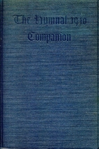 The Hymnal 1940 Companion by Episcopal…