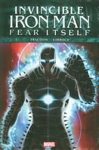 Fear Itself: Invincible Iron Man by Matt…