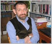 Author photo. BBC