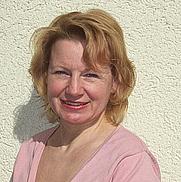 Author photo. Katryn Berlinger