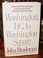 Washington, D.C. to Washington Square by…