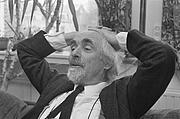 Author photo. Paul Biegel 1989