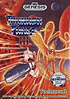 Thunder Force III by Technosoft