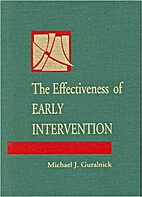 The Effectiveness of Early Intervention by…