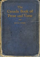 The Canada Book of Prose and Verse (Book…