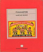 I Fiammiferi Matches Boxes by Matteo…