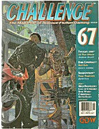Challenge: The Magazine of Science-Fiction…